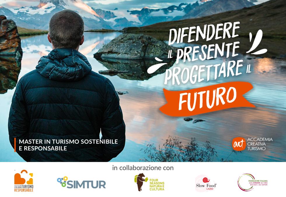 Borse di studio per il Master in turismo sostenibile e responsabile