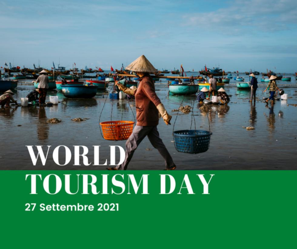 Giornata mondiale del turismo 2021.